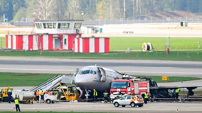 Борисов заявил, что подтверждения причин крушения Superjet из-за неисправности нет