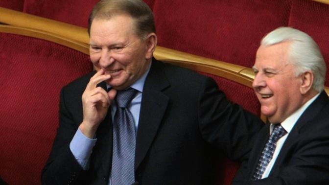 В Раде призвали судить президентов Украины за госизмену