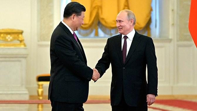 Песков назвал «изюминки» встречи Путина с Си Цзиньпином