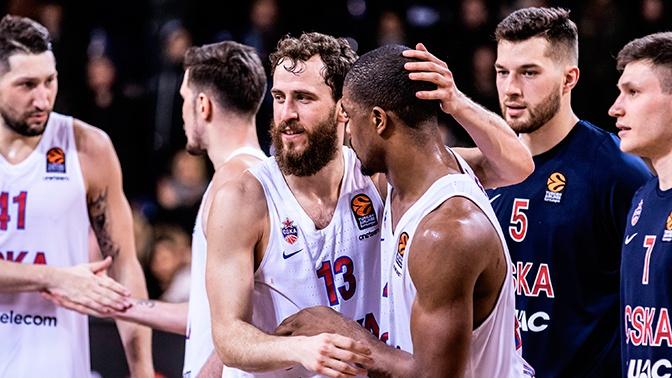 ЦСКА стал 50-кратным чемпионом страны по баскетболу