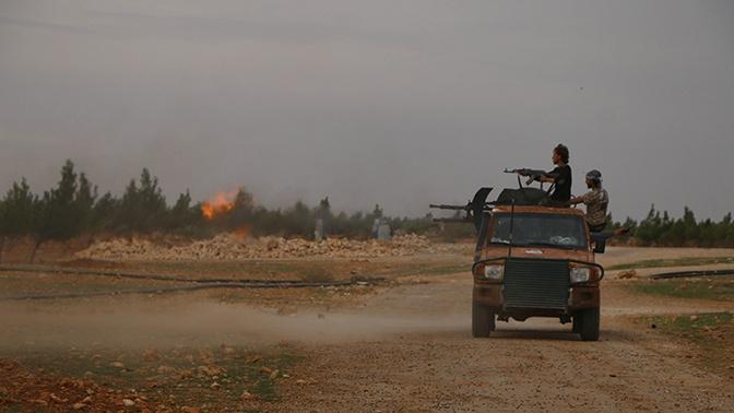Боевики за сутки нарушили режим перемирия в сирийских Латакии и Хаме