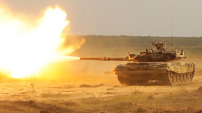 Россия и Лаос впервые проведут совместные танковые учения