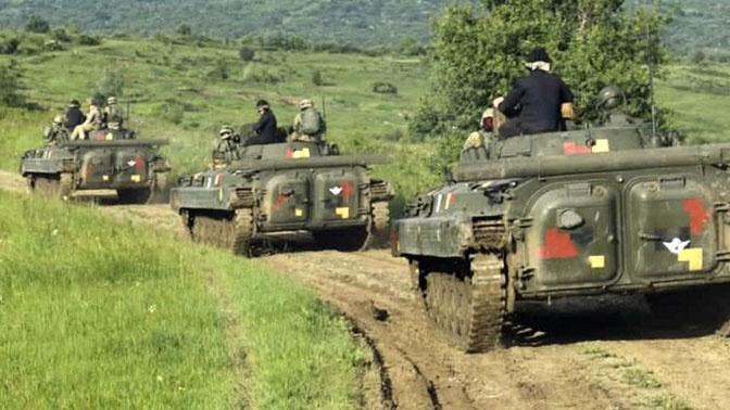 Военнослужащие ВСУ вошли в «серую зону» в Донбассе