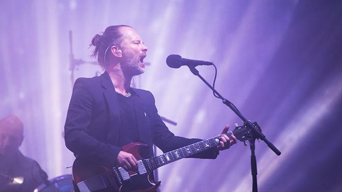 Radiohead выложила неизданные композиции в ответ на угрозы вымогателей