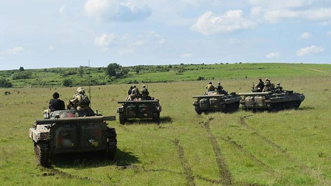 СМИ: украинские военные подошли вплотную к Донецку