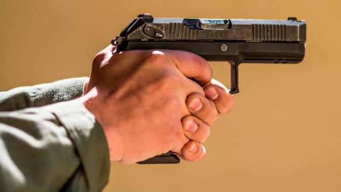 Первая партия пистолетов «Удав» поступила на вооружение армии России