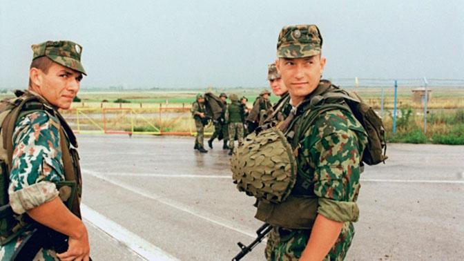 В ВДВ рассказали о марш-броске на Приштину в июне 1999 года