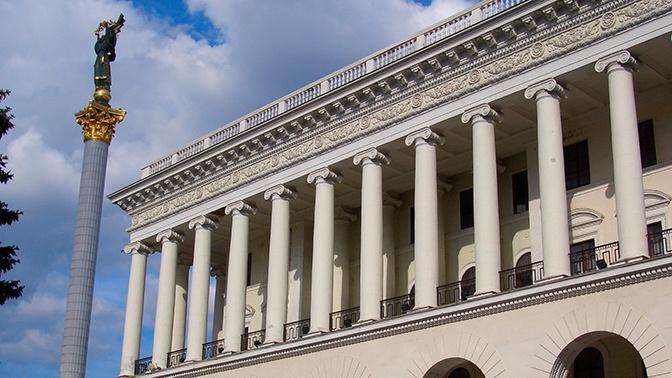 Совет США решил переименовать столицу Украины