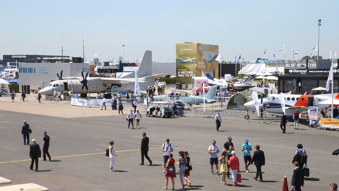 «Бомба» Ле-Бурже: на выставке могут представить франко-германский истребитель пятого поколения