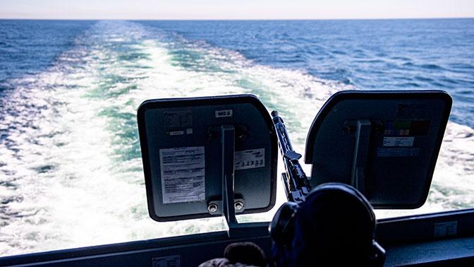 Балтфлот контролирует совместные учения объединенных ВМС НАТО «Балтопс-2019»