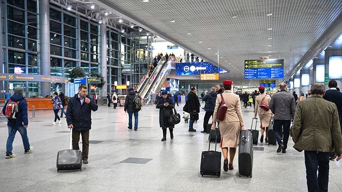 В Роспотребнадзоре напомнили о правах пассажиров при задержке рейсов