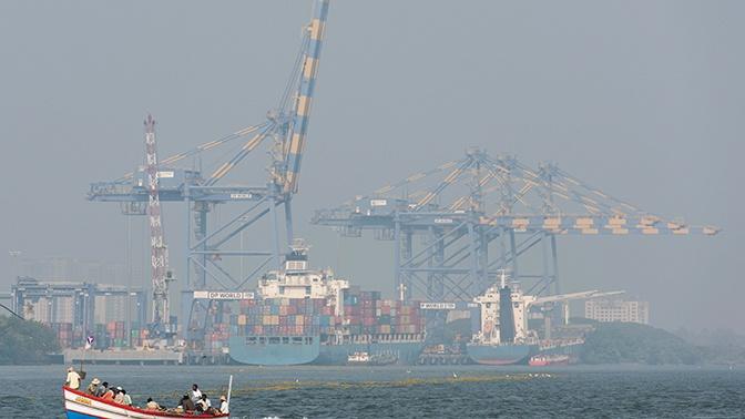 Индия вводит торговые пошлины на товары из США
