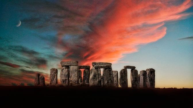 В Шотландии нашли искусственные острова древнее Стоунхенджа