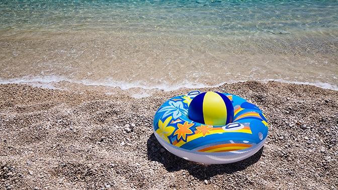 Пятилетнего ребенка унесло в море на надувном круге в Анапе