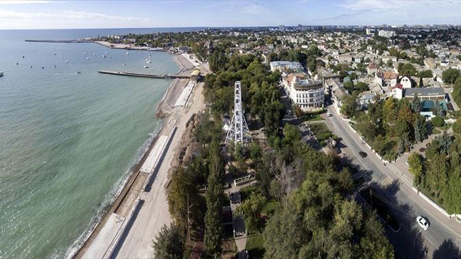 Крым с начала года посетили более 100 тысяч иностранных туристов