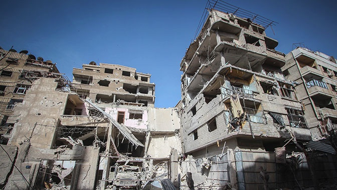 Террористы обстреляли 10 населенных пунктов в сирийской Латакии