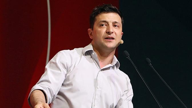 Политический тупик: Зеленский заявил о неготовности к диалогу с лидерами ДНР и ЛНР