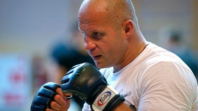 Федор Емельяненко заявил о продолжении бойцовской карьеры
