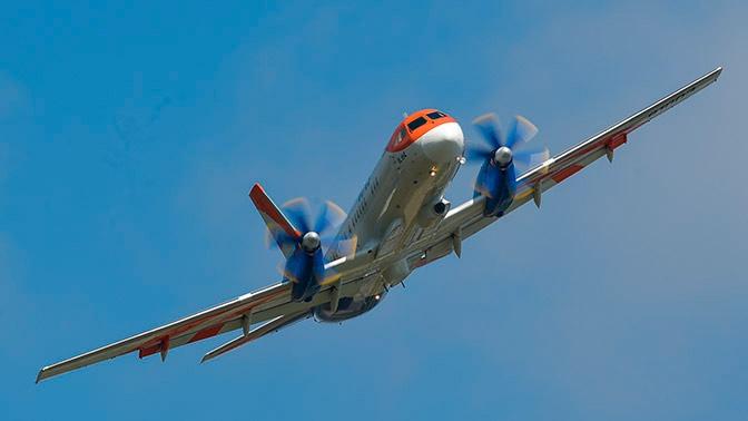 Стала известна дата первого полета «народного» самолета Ил-114-300