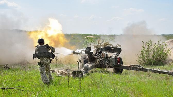 ВСУ открыли массированный огонь по аэропорту Донецка