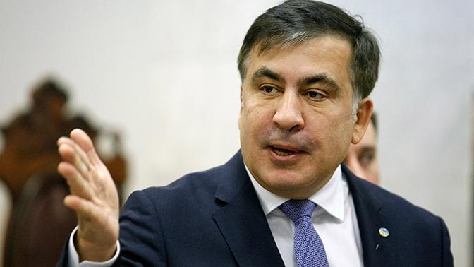 Саакашвили рассказал об отношении Порошенко к украинскому вину
