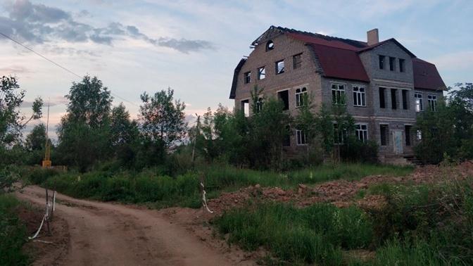 Страшно ходить: ярославцы требуют снести «дом с привидениями»