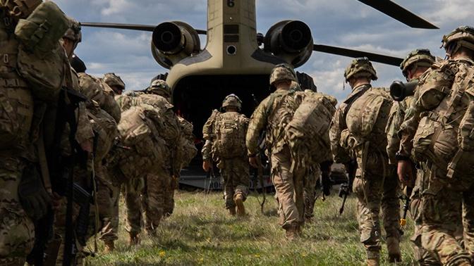 Японию обеспокоило размещение тысячи американских солдат на Ближнем Востоке