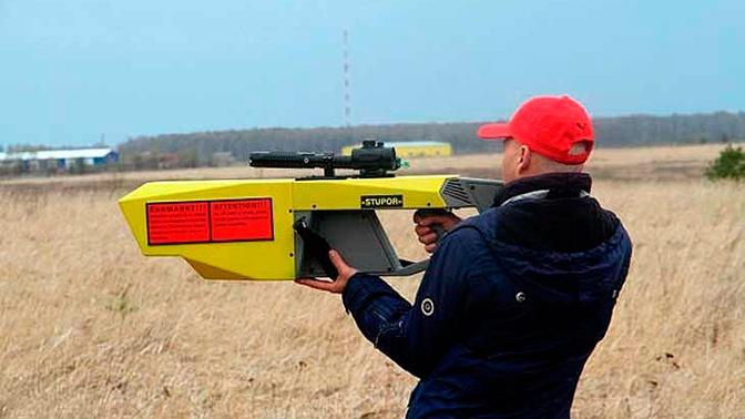Комплекс борьбы с беспилотниками «Ступор» представили в Уфе