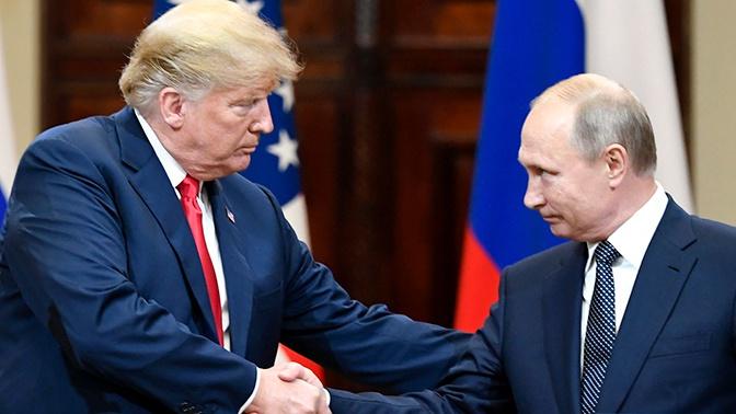 В Кремле прокомментировали информацию о возможной встрече Путина и Трампа на G20
