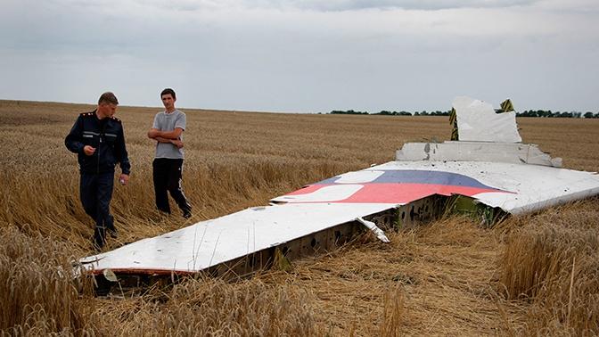 В Кремле заявили о бессмысленности обсуждения новых данных по крушению рейса MH17 до их публикации