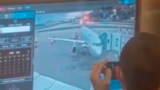 Распространивший неэтичное видео катастрофы SSJ100 полицейский уволен