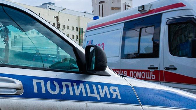 На востоке Москвы произошла массовая драка