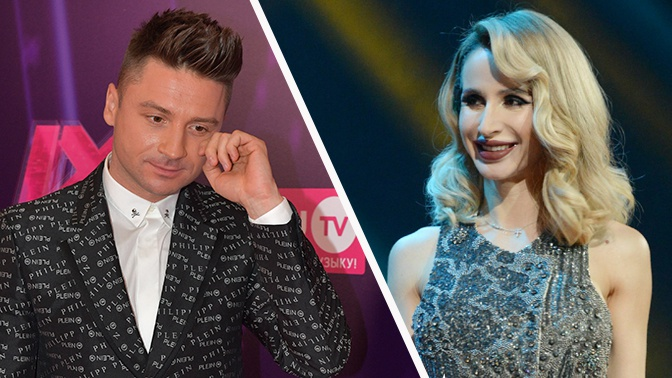 Ссора Лазарева и продюсера Лободы попала на видео