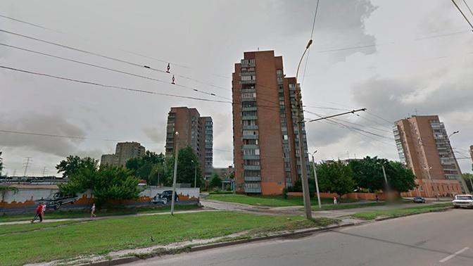 В Харькове вернули название проспекту маршала Жукова