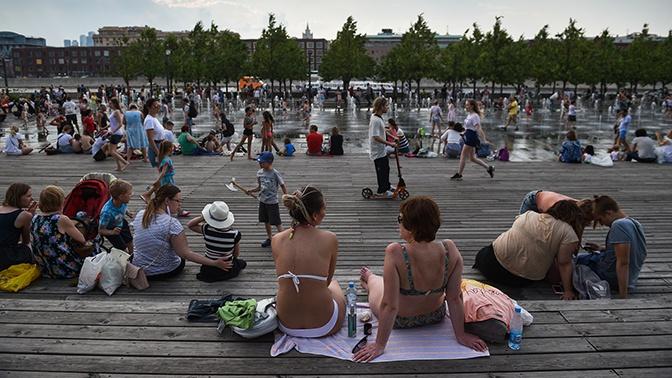 «Адская» неделя: аномальная жара сохранится в Москве до выходных