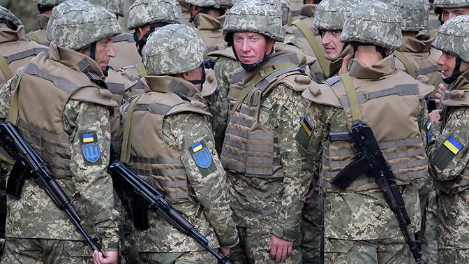 Нетрезвый скорострел: командир ВСУ открыл огонь из автомата по военным за побег