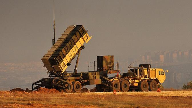 США перебросят дополнительные ЗРК Patriot на Ближний Восток