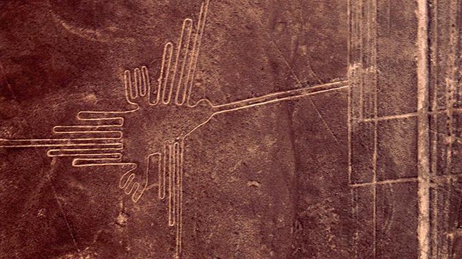 Ученые расшифровали таинственные гигантские рисунки в пустыне Наска