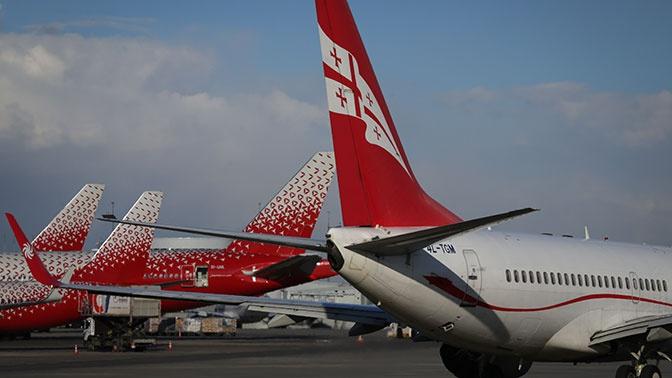 Georgian Airways будет возить пассажиров в Москву через Ереван