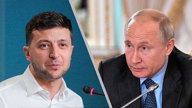 Путин не планирует встречаться с Зеленским на саммите G20