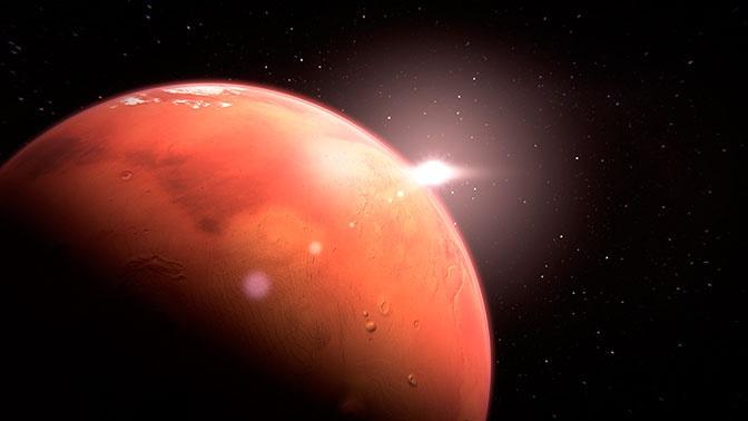 Тайна Красной планеты: на Марсе обнаружили признаки возможной жизни