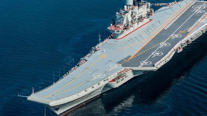 Для докования «Адмирала Кузнецова» модернизируют 35-й судоремонтный завод