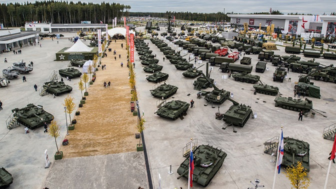 Новые бронебойные снаряды покажут на «Армии-2019»