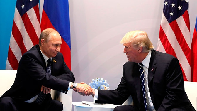 Россия исходит из того, что Путин и Трамп встретятся на G20