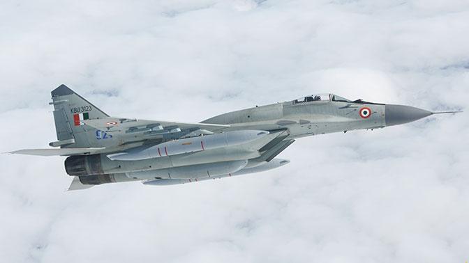 РСК «МиГ» обсуждает с Индией дополнительные поставки МиГ-29UPG