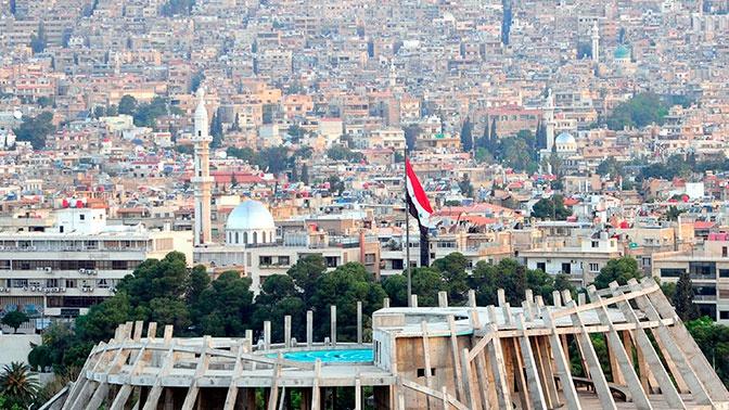 Небензя призвал отказаться от двойных стандартов в Сирии