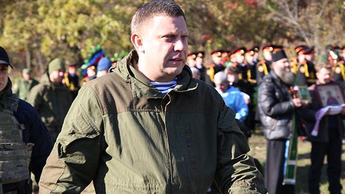 МВД ДНР: установлены имена причастных к убийству Захарченко
