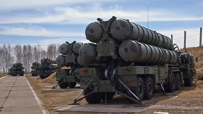 Россия планирует завершить поставку С-400 в Турцию в 2019 году