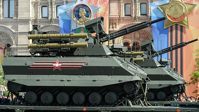 Ростех получил заявку на экспорт боевого робота «Уран-9Э»