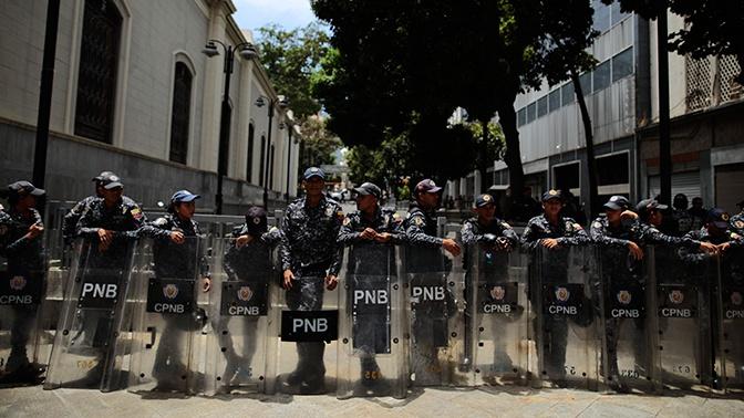 В Венесуэле предотвратили очередную попытку переворота